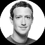 Robotprogramozás óvodásoknak oldal - Mark Zuckerberg portré