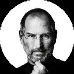 Robotprogramozás óvodásoknak oldal - Steve Jobs portré