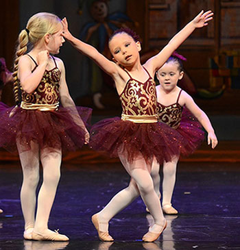 Balett oktatás - Tengerszem magánóvoda Budapest