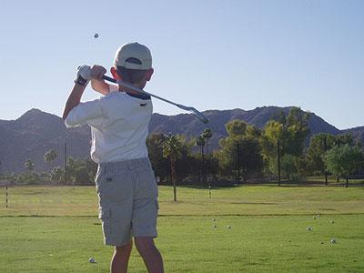 Tengerszem magánóvoda extra foglalkozás - golf